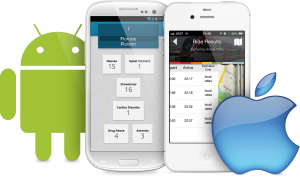 Modile-app-development-android-ios